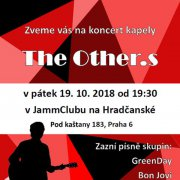 THE OTHERS (koncert, rock)
